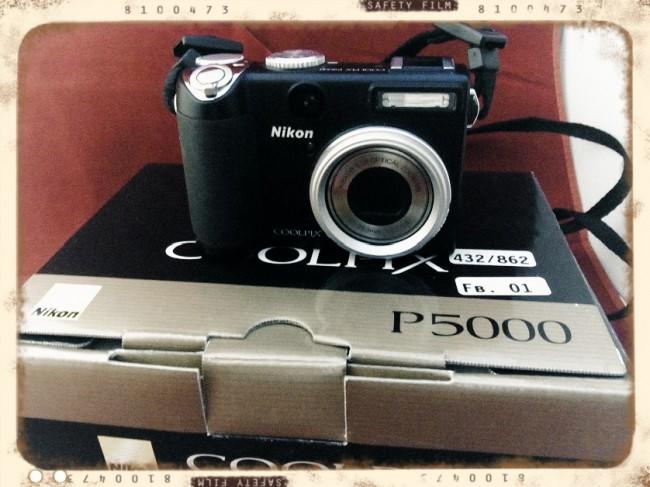 Schätze von morgen: alte Kompaktkameras