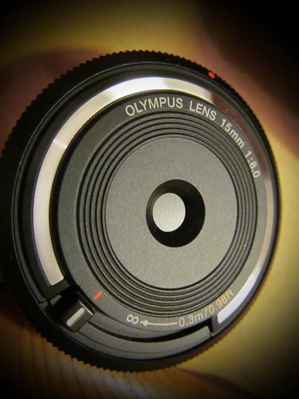 Olympus Body Cap Lens 15mm – ideal für Schnappschüsse?