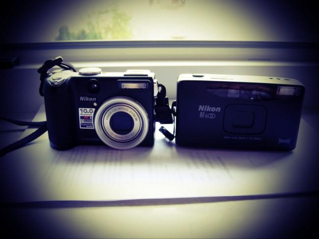 Digitalkameras – vom Mangel zum Überfluss