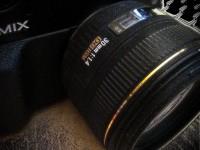 Sigma 30mm F1.4 – die Künstlerlinse
