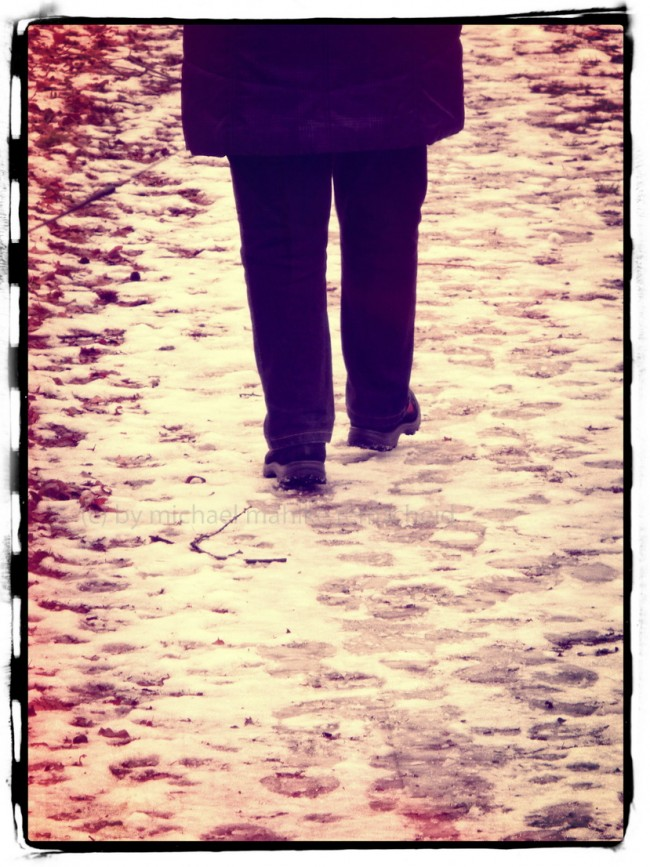 Der Spaziergang und die Strassen-Fotografie