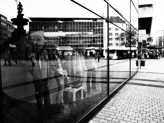 Der Markt in Elberfeld - Foto: Michael Mahlke