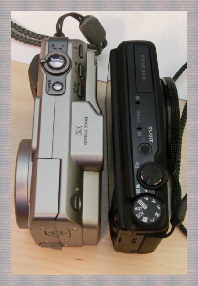 X neue Kameras oder wer kauft noch eine DSLR?