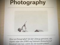 (Mis)Understanding Photography, Werke und Manifeste