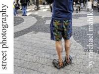 Streetfotografie ist keine Spannerfotografie
