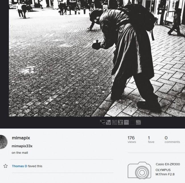 Baut Flickr neue Kameras?
