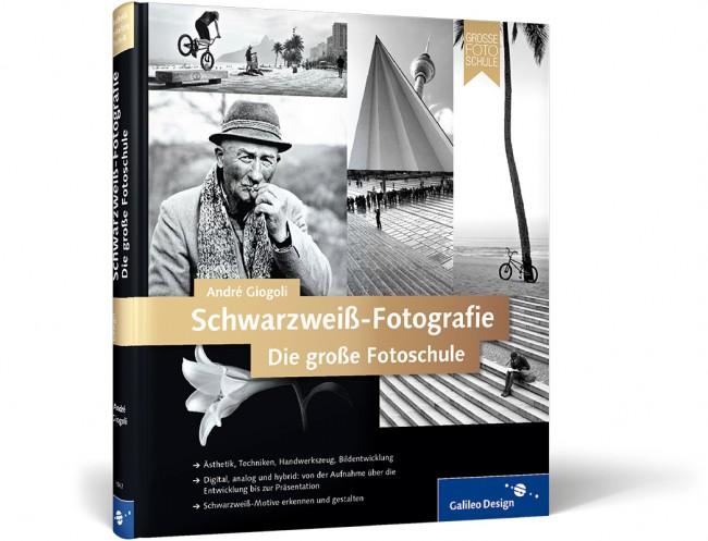 Schwarzweiß-Fotografie von André Giogoli