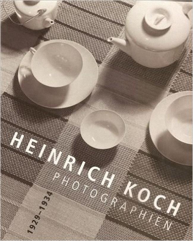 Die Gegenstandsphotographie von Heinrich Koch
