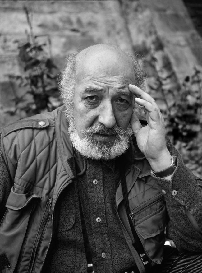 Ara Güler erhält den Leica Hall of Fame Award