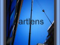 Aufbruch Blaue Serie Wuppertal Elberfeld Foto Mahlke