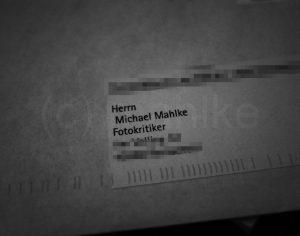 Fotokritiker Mahlke