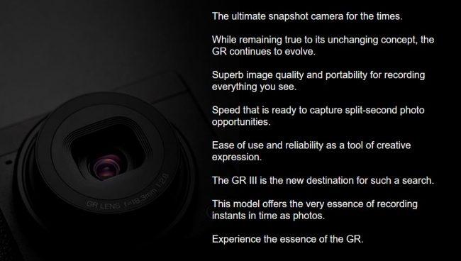 Die ultimative Digitalkamera für Streetfotografie erneuert – Ricoh GR III