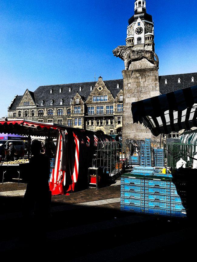 Streetfotografie mit Hipstamatic