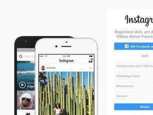 Lebensrealitäten auf Instagram zeigen