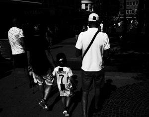 Soziale Situationen im Stadtleben – Streetfotografie als social life